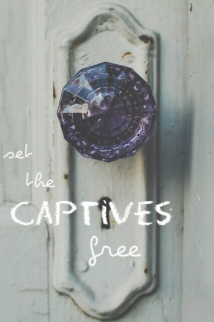 Set captives free