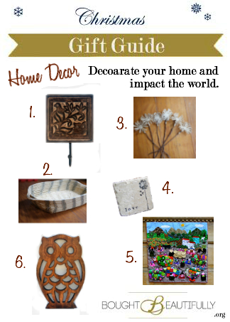 Home Decor Gift Guide Bought Beautifully