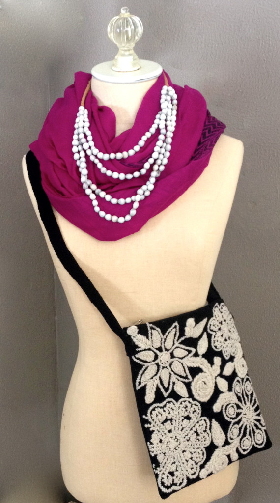 Jacobs scarves, Haitis Jewels, Threads of Hope