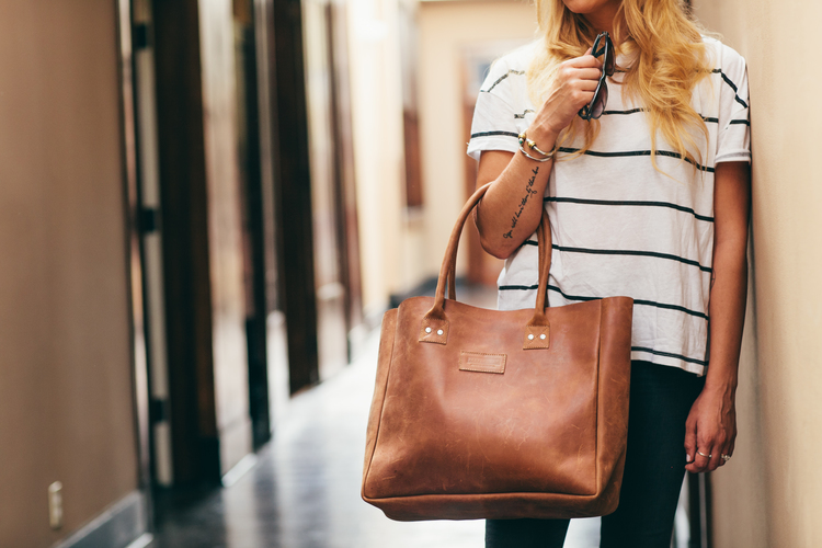 Everyday ethical tote
