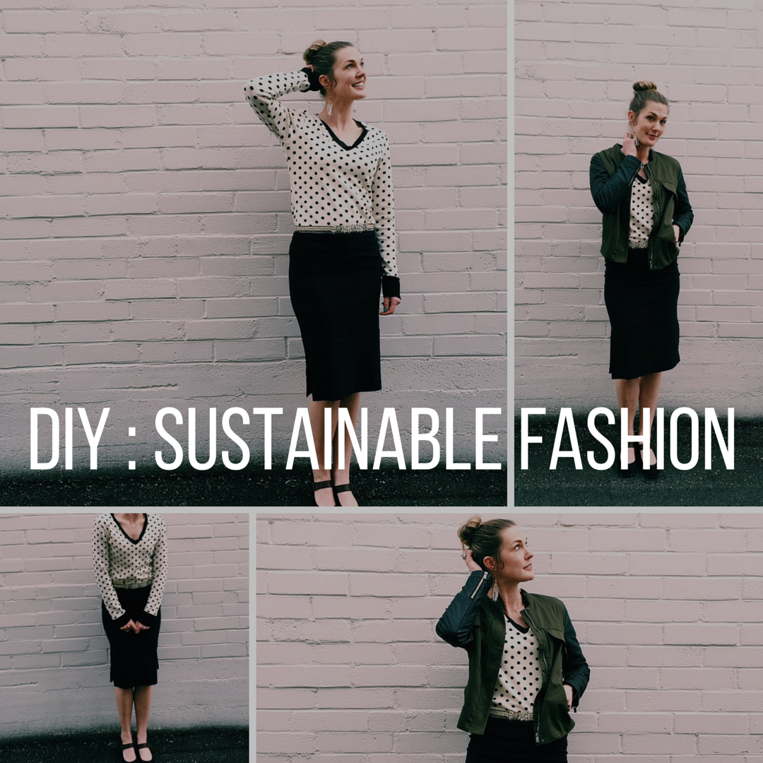 DIY _ Sustainable Fashion