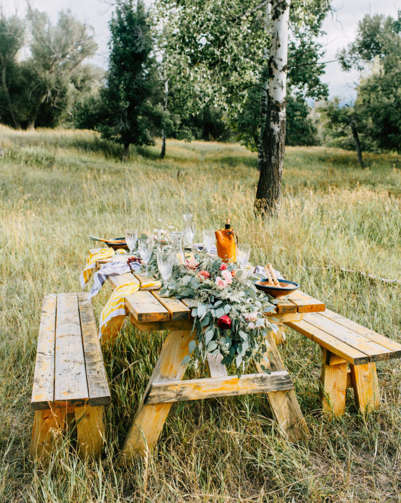 Ethical Tablescape
